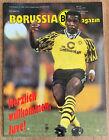 BVB Borussia Dortmund vs. Juventus Torino 1995 Programme