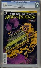 ARMY OF DARKNESS #1 - CGC 9.6 - GAMESTOP VARIANT - 1204046001