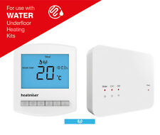HEATMISER - SANS FIL PROGRAMMABLE Thermostat - slimline-rf KIT