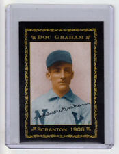 "Doc ""Moonlight"" Graham Scranton, New York State League batting champion"