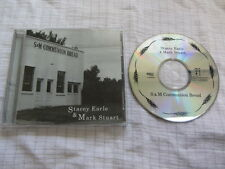 Stacey Earle And Mark Stuart S&M Communion Bread CD Album Folk Rock MINT