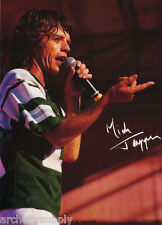 POSTER: MUSIC : ROLLING STONES - MICK JAGGER -   FREE SHIPPING ! #15-241  LP34 X