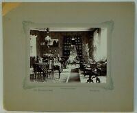 OLD VINTAGE PHOTO - BY JOHAN HAMMARSTRAND 1870-1941 SWEDISH PHOTOGRAF WARGARDA
