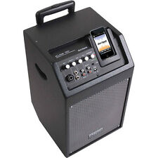 DJ-Tech iCube 90 Powered PA Speaker for iPod - iCube90