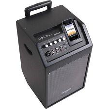 DJ-Tech iCube 90 Powered PA Speaker for iPod - iCube90