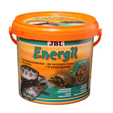 JBL Energil 2,5L Wasserschildkröten Futter  Schildkröten Fische Krebse