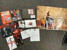 Air Jordan Flight Club Membership Package 1990-1991 w/ Original Box SUPER RARE