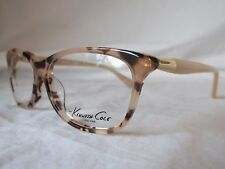 KENNETH COLE REACTION EYEGLASS FRAME KC0212 052 PINK HAVANA 54 MM NEW AUTHENT