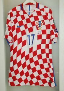 Croatia national team not match worn shirt WC 2018 Milan Juventus Bayern Germany