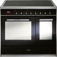 BRAND NEW CDA RV961SS Stainless Steel 90cm Twin Cavity Electric Range Cooker
