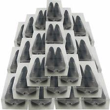 30 Cajas Almacenaje Zapatos PP368 XXL Apilable Plegable Organizador Transparente