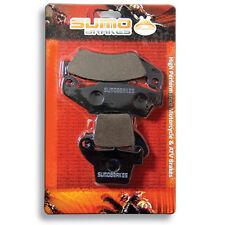Honda F+R Brake Pads CR 125 250 R 2002 2003 2004 2005 2006 2007 CR125 CR250