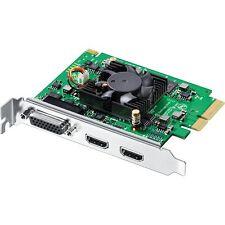Blackmagic intensità PRO 4K acquisizione e riproduzione di per computer PCIe in NTSC / PAL