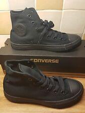 Converse Kids Boys / Girls Black Monochrome All Star basketball shoe size 13 new