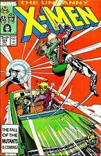 Uncanny X-Men #224 Vf  Marvel comic