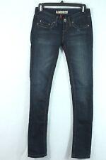 BKE Denim 'Madison' Stretch Skinny Jeans  24 x 31.5 Buckle Dark Wash Jeggings