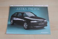 91145) Opel Astra Irmscher Pacific Prospekt 05/1992