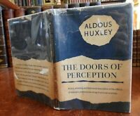 The Doors of Perception 1954 Aldous Huxley Mescaline Altered Consciousness drugs