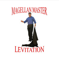 Jimmy Fingers The Magellan Master Levitation Magic Tricks  Instant Download!