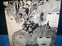 PARLOPHONE PMC 7009 *THE BEATLES: REVOLVER* EARLY PRESSING: XEX 605 -2 /606-2*