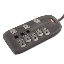 Innovera Surge Protector 8 Outlets 6 ft Cord 2160 Joules Black 71656