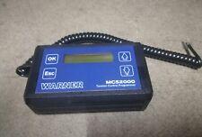 Warner MCS2000 PRG Danaher motion