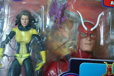 Marvel Legends GIANT MAN UPPER TORSO BAF KITTY PRYDE EXCLUSIVE Figure New
