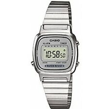 Ladies Casio Digital Bracelet Watch La670wea-7ef Our