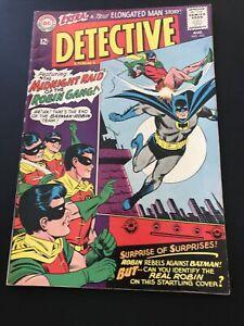 Detective Comics #342 - The Midnight Raid of the Robin Gang