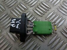 2012 VW MOVE UP 3DR HEATER RESISTOR CARD