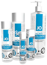 System JO H2O Water Based Lubricant - Select Size