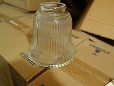 Glass Ceiling Fan Light Globe Shades Sconce replacement