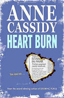 Cassidy, Anne, Heart Burn, Very Good Book