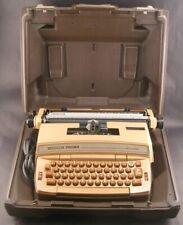 Smith-Corona 6LEF Coronet Super 12 Coronamatic  Electric Typewriter W/Case VGC