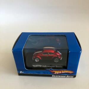 Hot Wheels Volkswagen Beetle 1:87 Scale Red S6
