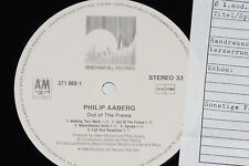 PHILIP AABERG -Out Of The Frame- LP 1988 Windham Hill / A&M Archiv-Copy mint