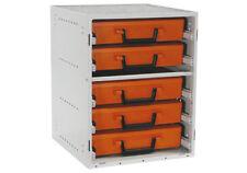 RCSK4/C  Rolacase storage tool box tool organiser vanracking van shelving