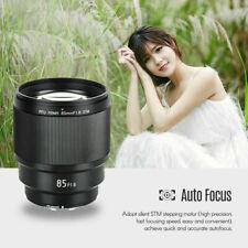 REAL EU SHIP Viltrox AF 85mm f/1.8 STM Auto-Focus Lens for Fujifilm X-Mount FUJI
