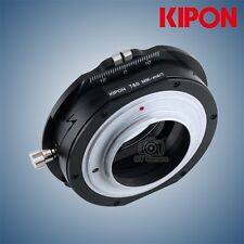Kipon Tilt Shift Adapter for Nikon F Mount Lens to Micro Four Thirds M4/3 Camera