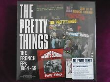 "THE PRETTY THINGS THE FRENCH EP'S 1964-69 BOXSET VINYL 5 x 7"" SINGLES 2017"