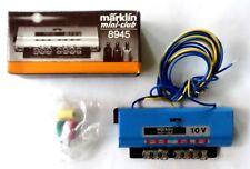 Märklin 8945 Universalfernschalter Spur Z Mini Club, Neu in OVP