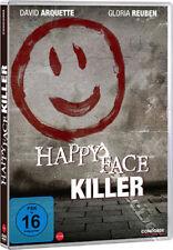 Happy Face Killer NEW PAL Cult DVD Rick Bota David Arquette
