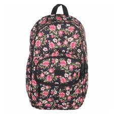 Vans NEW Women's Motivatee Backpack - Black Floral BNWT