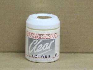 Humbrol Clear Colour silbermetallic, 12 ml, unbenutzt, für Airbrush / Pinsel