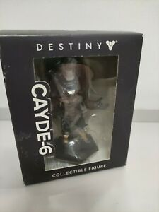 DESTINY CAYDE-6 Collectible Figure by Bungie BNIB