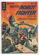"""Magnus Robot Fighter #3 - """"Giant From Planet X"""" - 1963 - (Grade - 4.0)"""