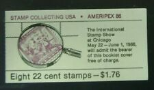 Usa (Scott 2198 -2201a) - 1986 Stamp Collecting - Ameripex Booklet - Bk153 - Mnh