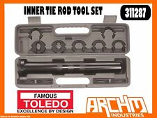 TOLEDO 311287 - INNER TIE ROD TOOL SET - LONG SOCKET BODY PROFESSIONAL KIT