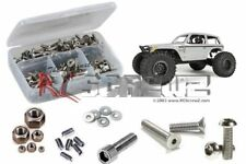 RC Screwz Stainless Steel Screw Kit for Axial Wraith Spawn 4wd #axi018