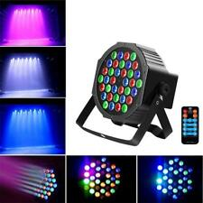 36W 36 LED DMX-512 RGB Stage Light Laser Projector Lighting Party DJ Disco Lamp